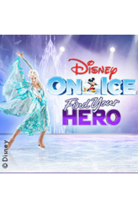 Disney on Ice - Find Your Hero