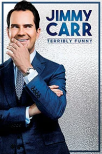 Jimmy Carr at Wellsprings Leisure Centre, Taunton