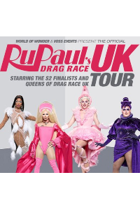 RuPaul's Drag Race UK - Series 2 Tour