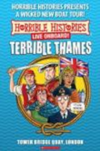 Horrible Histories Live Onboard - Terrible Thames
