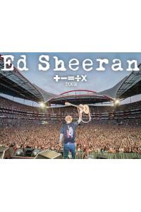 Ed Sheeran  + - = ÷ x The Mathematics Tour