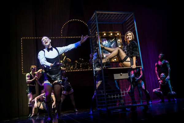 Cabaret - copyright Pamela Raith Photography
