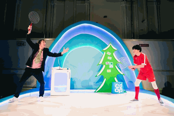 Snow Globe Review. Photo credit: Paul Blakemore