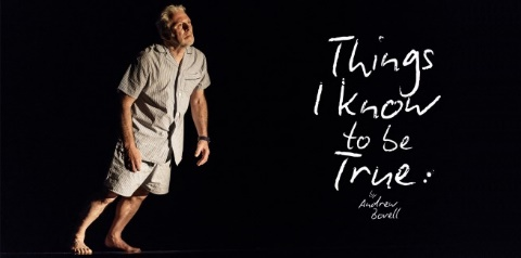 Review - things I know to be true