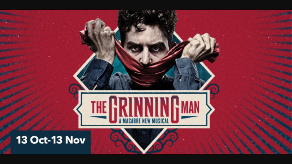 Grinning Man Review
