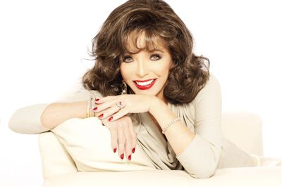 An Evening with Joan Collins review