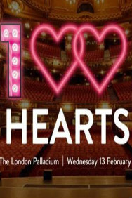 100 Hearts at London Palladium, West End