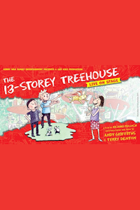 The 13-Storey Treehouse at King's Theatre, Glasgow