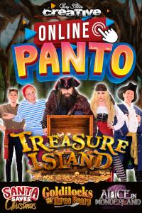 Treasure Island - Online Panto