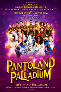 Pantoland at the Palladium