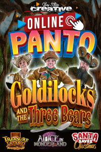 Goldilocks and the Three Bears - Online Panto