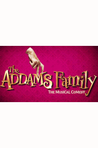 The Addams Family at Alhambra Theatre, Bradford