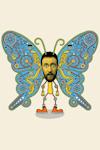 Alex Horne - Monsieur Butterfly archive