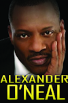 Alexander O'Neal at Baths Hall, Scunthorpe