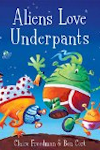 Aliens Love Underpants at Princess Theatre, Torquay