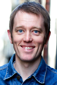 Alun Cochrane - Owner of One Shed and One Son.  Thinks the World is Wonky archive