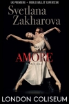 Tickets for Svetlana Zakharova - Amore (London Coliseum, West End)