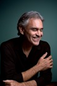 Andrea Bocelli at The O2 Arena, Outer London