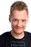 Andrew Lawrence at Leicester Square Theatre, Inner London