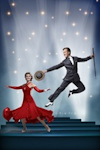 Tickets for Anton and Erin - Just Gotta Dance (Barbican Centre, West End)