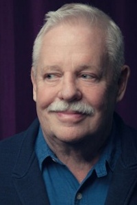 Armistead Maupin at Waterside Theatre, Aylesbury