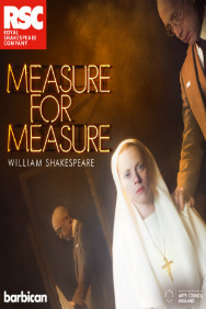 Tickets for Measure for Measure (Barbican Centre, West End)