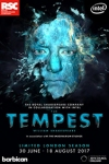 The Tempest at Barbican Centre, West End