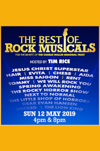 The Best of... Rock Musicals at Eventim Apollo, West End