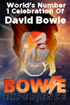 Bowie Experience - The Golden Years Tour tickets and information