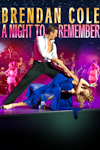 Brendan Cole at New Wimbledon Theatre, Outer London
