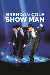 Brendan Cole - Show Man! tickets and information