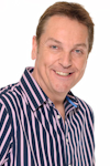 Brian Conley at Wyvern Theatre, Swindon