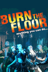 Burn the Floor at Cliffs Pavilion, Southend-on-Sea