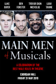 Tickets for Main Men of Musicals (Cadogan Hall, Inner London)