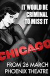 Tickets for Chicago (Phoenix Theatre, West End)