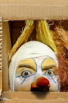 Buy tickets for Coulrophobia tour
