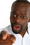 Tickets for Daliso Chaponda - What the African Said (Leicester Square Theatre, Inner London)