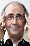 Danny Baker at Hackney Empire, Outer London