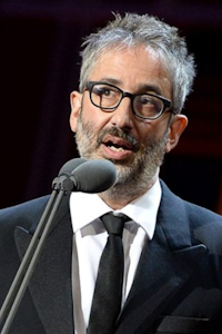 David Baddiel at Symphony Hall, Birmingham