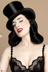 Dita Von Teese - The Art of the Teese archive
