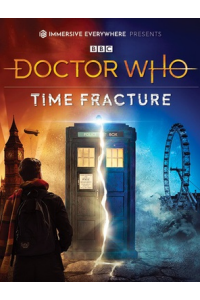 Doctor Who Time Fracture at Immersive LDN, Inner London