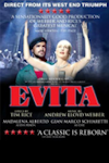 Evita at New Victoria Theatre, Woking