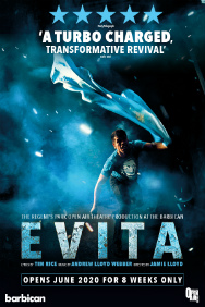 Buy tickets for Evita