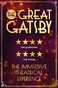 The Great Gatsby (Immersive LDN, Inner London)