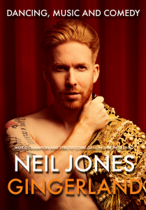 Neil Jones - Gingerland tickets and information