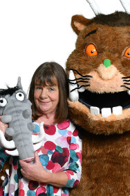 The Gruffalo, the Witch and the Warthog with Julia Donaldson