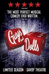 Tickets for Guys and Dolls (Savoy Theatre, West End)