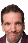 Henning Wehn at Plaza Theatre, Stockport