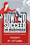 Tickets for How to Succeed in Business Without Really Trying (Wilton's Music Hall, Inner London)