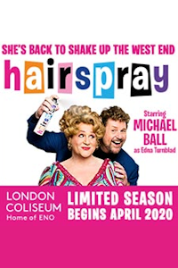 Tickets for Hairspray (London Coliseum, West End)